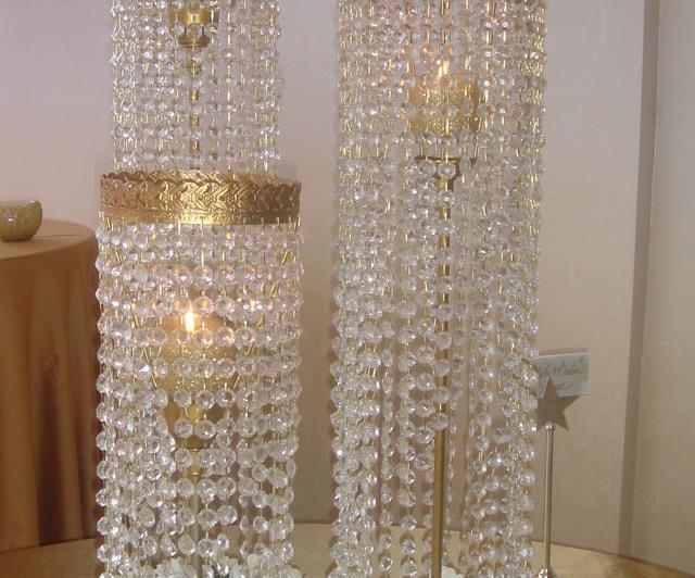 Kristal Şamdanlar